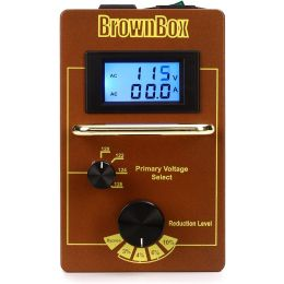 AmpRX BrownBox Tube Amplifier Input Voltage Attenuator