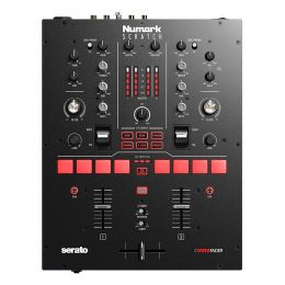 Numark Scratch 2-channel Scratch Mixer for Serato DJ Pro
