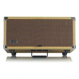 Gator GR-RETRORACK-4TW Vintage Amp Vibe Rack Case - 4U Tweed
