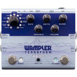 Wampler Dream Series Terraform Modulation Multi Effects Pedal