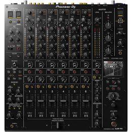 Pioneer DJ DJM-V10 6-Channel Professional DJ Mixer - Black