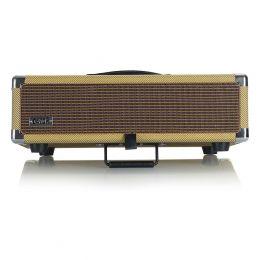 Gator GR-RETRORACK-2TW Vintage Amp Vibe Rack Case - 2U Tweed