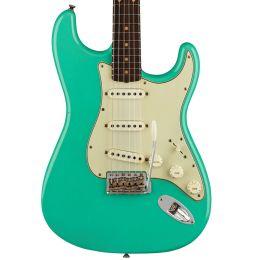 Fender Custom Shop LTD '62/'63 Strat Journeyman - Aged Seafoam Green