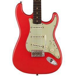 Fender Custom Shop LTD '62/'63 Strat Journeyman - Aged Fiesta Red