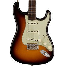 Fender Custom Shop LTD '62/'63 Strat Journeyman - Relic Aged 3 Color Sunburst