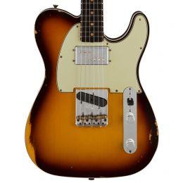 Fender Custom Shop Limited Ed. Cunife Telecaster - Chocolate 3-Color Sunburst