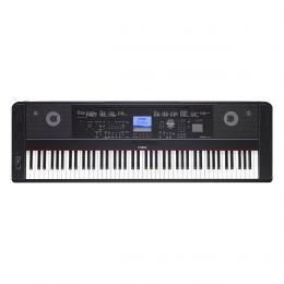 Yamaha DGX-660 Portable Grand Digital Piano - Black