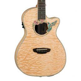 Luna Fauna Hummingbird Acoustic/Electric Guitar