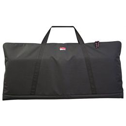 Gator Cases 88 Note Economy Black Keyboard Gig Bag