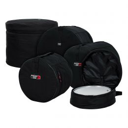 Gator Cases GP-FUSION16 Standard Padded Nylon Bag, 5-Pack Set