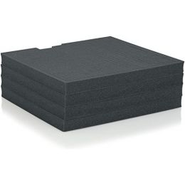 Gator Cubed Replacement Foam for Rack Drawers - 4U