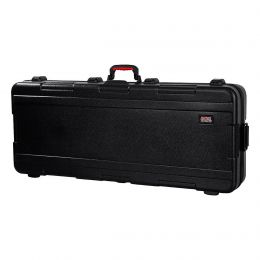 Gator Cases GTSA-KEY88SLXL Slim XL 88-Note Keyboard Case with Wheels