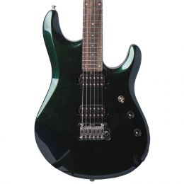 Sterling By Music Man John Petrucci JP60 Electric Guitar Mystic Green
