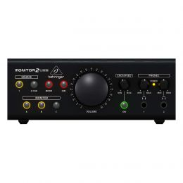 Behringer Monitor2USB Speaker and Headphone Monitor Control