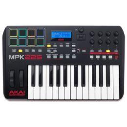 Akai Professional MPK 225 25 Semi Weighted Keys MIDI Controller Keyboard