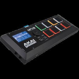Akai Professional MPX8 SD Sample Pad Controller MPX-8 Drum Machine