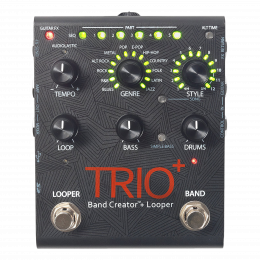 Digitech Trio Plus Band Creator and Looper Pedal