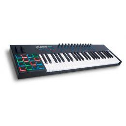 Alesis VI49 Advanced USB Midi Pad/Keyboard Controller
