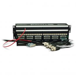 Audio Accessories 96 Point DB25 TT Patch Bay Programmable
