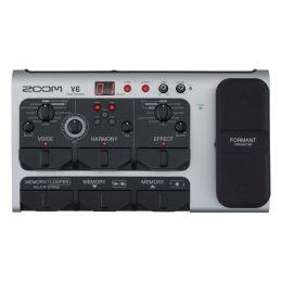 Zoom ZV6 V6 Vocal Processor