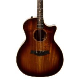Taylor K24CE V Class All Koa Grand Auditorium Acoustic Electric Guitar