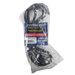 Hammond 11-pin to Dual 1/4″ – Studio 12 Cable