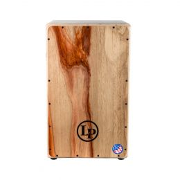 Latin Percussion Americana Groove Wire Cajon - Poduk Frontplate