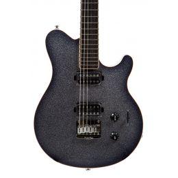 Ernie Ball Music Man BFR Axis Super Sport Baritone Electric Guitar Starry Night