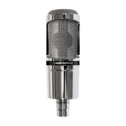 Audio Technica AT2020 Limited Edition Chrome