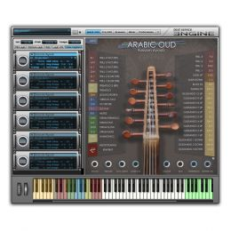 Best Service Arabic Oud Virtual Instrument