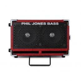 Phil Jones BG-110 Bass Cub II in Red
