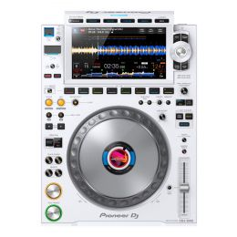 Pioneer DJ CDJ-3000 Professional DJ Multi-Player - White