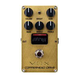 Vox Valvenergy Copperhead Drive Analog Pedal w/ NuTube