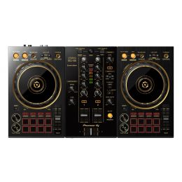 Pioneer DDJ-400-N Limited Edition 2 Channel DJ Controller w/Gold Accents