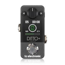 TC Electronics Ditto + Looper Next Generation Multi-Session Looper