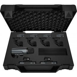 Sennheiser e600 Drum Kit - Evolution Drum Microphone Set