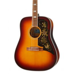 Epiphone Masterbuilt Frontier Acoustic Electric Guitar in Frontier Iced Tea