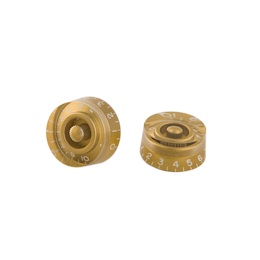 Gibson Speed Knobs in Gold (4 Package)