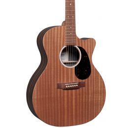 Martin GPC-X2E Macassar Acoustic Electric Guitar with Gig Bag