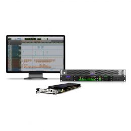 Avid HDX MTRX Studio Rackmount Bundle