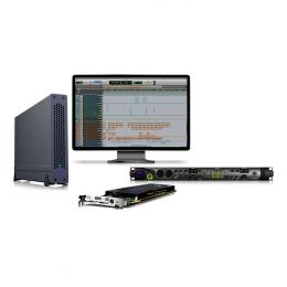 Avid Pro Tools HDX Thunderbolt 3 HD Omni Desktop System