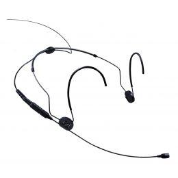Sennheiser HSP2 Head-Worn Microphone in Black