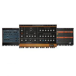 IK Multimedia Syntronik Deluxe (Upgrade)