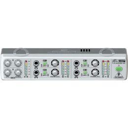 Behringer AMP800 4-Channel Stereo Headphone Amplifier