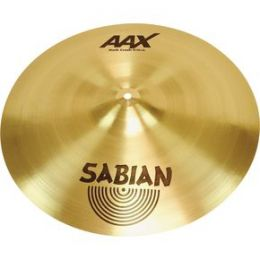 """Sabian AAX 14"""" Dark Crash"""