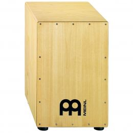 Meinl HCAJ1NT Headliner Series Cajon with Rubber Wood Front Plate