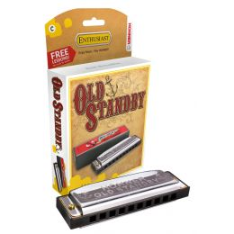 Hohner 34B-BX-C The Old Standby Harmonica in Key of C
