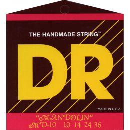 DR STRINGS MD10 Rare Mandolin Strings LITE 10-36