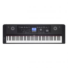 Yamaha DGX-660 Portable Grand Digital Piano - Black