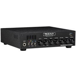 Mesa Boogie Subway D-800 Bass Amp Head